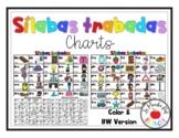 Sílabas Trabadas Charts