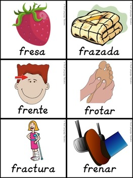 Silabas Trabadas FRA FRE FRI FRO FRU 1675526 on Free Worksheets For Grade 3 English
