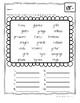 Silabas Trabadas GR- Paquete de actividades {Spanish Consonant Blends}