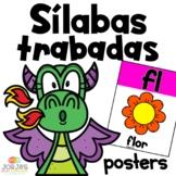 Silabas trabadas posters