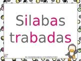 Sílabas Trabadas. PowerPoint presentation. Español. Grupos