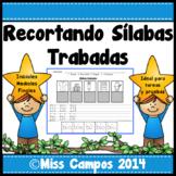 Silabas Trabadas (Sorting Spanish Syllable Blends)
