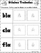 Silabas Trabadas:  Spanish Blends