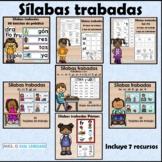 Sílabas Trabadas Spanish Blends Bundle