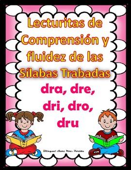 Silabas Trabadas dr  Dr Lecturitas de Fluidez y Comprension Grupos Consonanticos