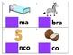 Silabas con la letra C - ca, ce, ci, co, cu. Con 2 hojas de actividades
