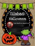 Sílabas de Halloween