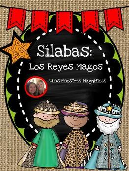 Sílabas de Los Reyes Magos