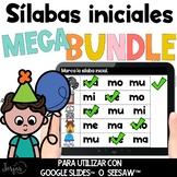 Sílabas iniciales MEGA BUNDLE