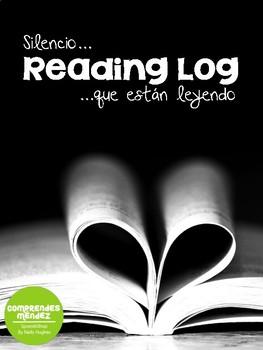Silencio que están leyendo - Reading Log