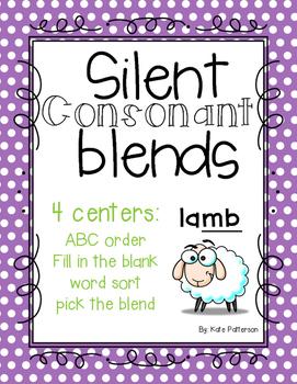 Silent Consonant Blends