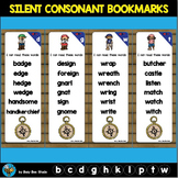 Silent Letters wr, kn, gn ... Bookmarks