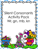 Silent Consonant Pack (kn, gn, wr, and mb)