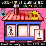 Silent Consonant Sort (kn, mb, gn, wr)
