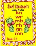 Silent Consonants: Gr. 1-3