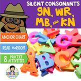 Silent Blends mb, kn, gn, wr ~Phonics~ Activity Pack