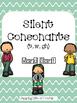 Silent Consonants Word Sort