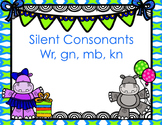 Silent Consonants (wr, gn, mb, kn) PowerPoint