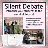 Silent Debate (Introduction to Debate)