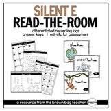 Silent E: A Differentiated Read-the-Room