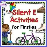 Silent E Activities for First Grade
