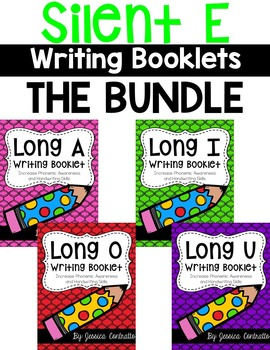 Silent E Books Bundle