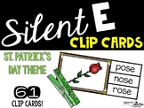 Silent E, Bossy E, Super E - St. Patrick's Day Edition (Option #3)