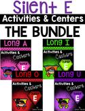 Silent E Centers Bundle