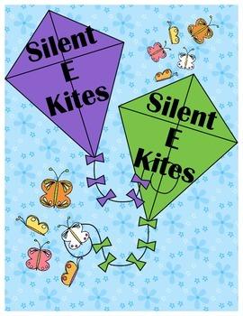 Silent E Kites