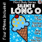 Silent E: Long O CVCe [[Word Family GAMES!]]
