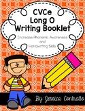 Silent E Long O Writing Book