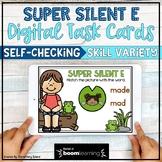 Silent E Magic E Digital BOOM Cards