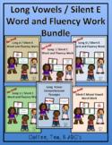 Silent E / Magic E Worksheets and Activities Bundle Distan