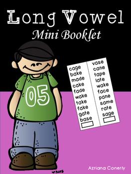 Silent E Mini Booklet FREEBIE