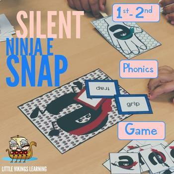 Silent E Ninja Slap