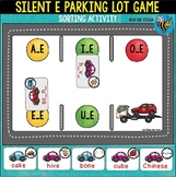 Silent E Sorts | Parking Lot Game