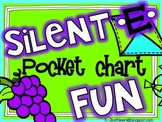 Silent E Pocket Chart FUN!