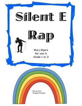 Silent E Rap