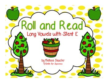 Silent E Roll and Read {Fall Themed}