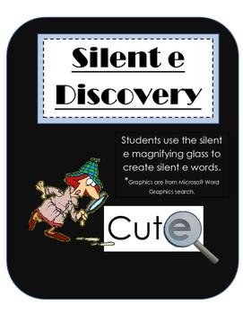 Silent E Search