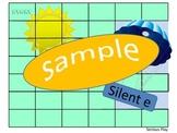 Silent E + Suffix Spelling Rule Board Game