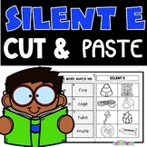 Long Vowel Worksheets and Activities (Silent E Worksheets)