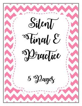 Silent Final E