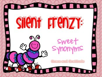 Silent Frenzy: Sweet Synonyms