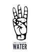 Classroom Management: Silent Hand Signals Printables!