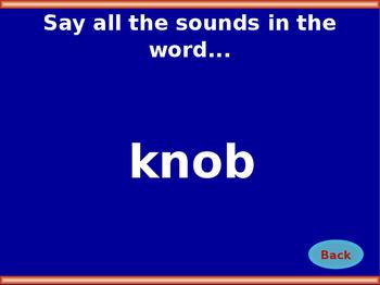 Silent K Jeopardy!