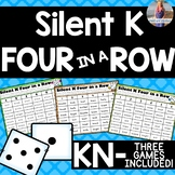 "Silent K ""Kn"" Game: Four in a Row!"