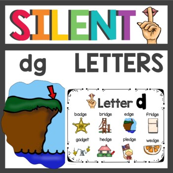 Silent Letter Consonants -dg
