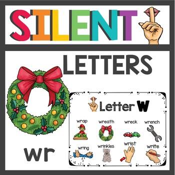 Silent Letter Consonants wr