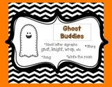 Silent Letter Digraphs : gn, wr, kn (Ghost Buddies) ***FREE***
